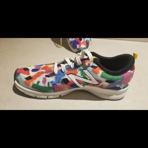 "New Balance running shoes ""Kate Spade Saturday"""